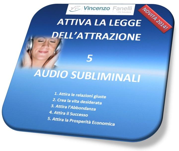cover legge attrazione 3d