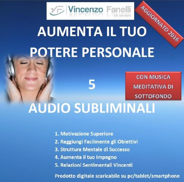 cover AUMENTA POTERE PERSONALE m