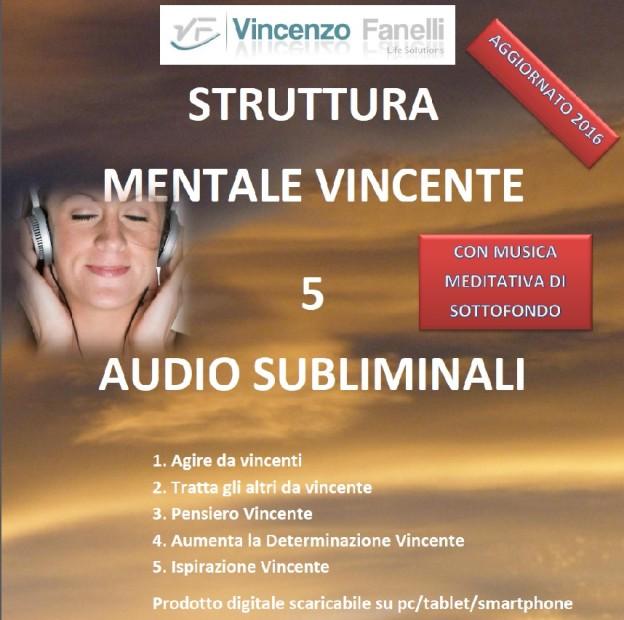 cover STRUTTURA MENTALE VINCENTE m