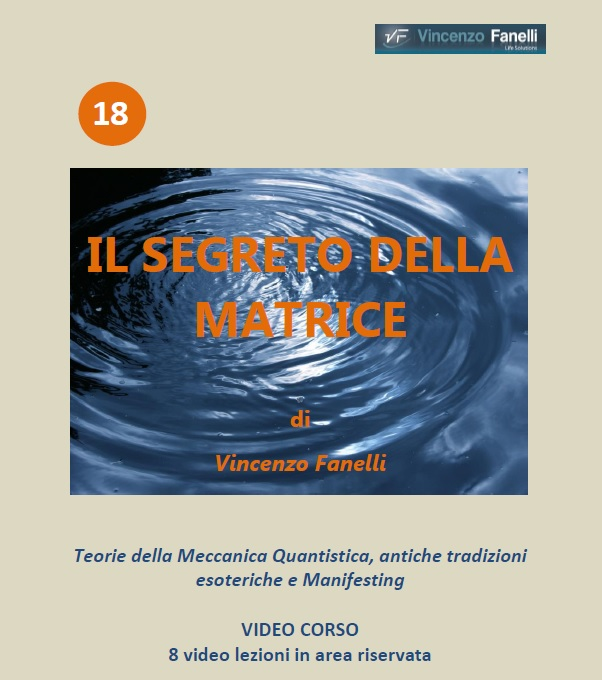 cover segreto matrice