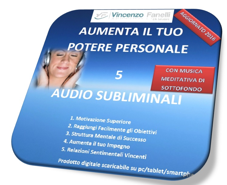 cover AUMENTA POTERE PERSONALE 3d m