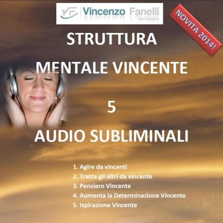 cover STRUTTURA MENTALE VINCENTE