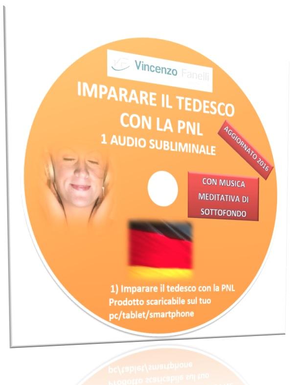 COVER IMPARARE IL TEDESCO 3d m
