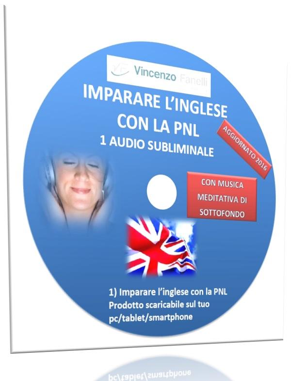 COVER IMPARARE L'INGLESE 3D m