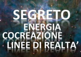 Il Segreto dell'Energia per Co-Creare – Video