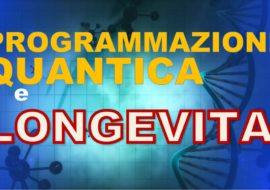 Programmazione Quantica e Longevità – Videoconferenza