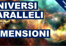 Universi Paralleli e Dimensioni – Videoconferenza