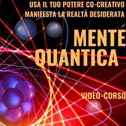 cover mente quantica videocorso