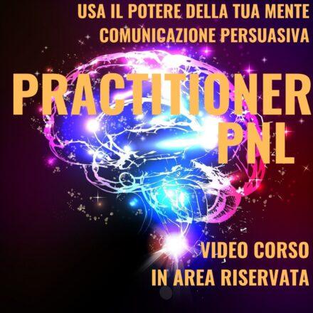 cover practitioner video corso